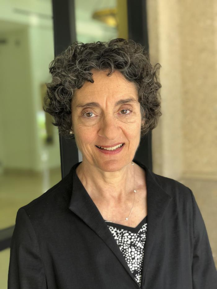 Carla Shatz on June 30, 2018 in Stanford, CA. Image credit: Ushma Neill.