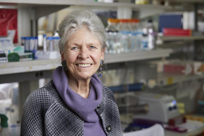 Joan Steitz, recipient of the 2018 Lasker~Koshland Special Achievement A...