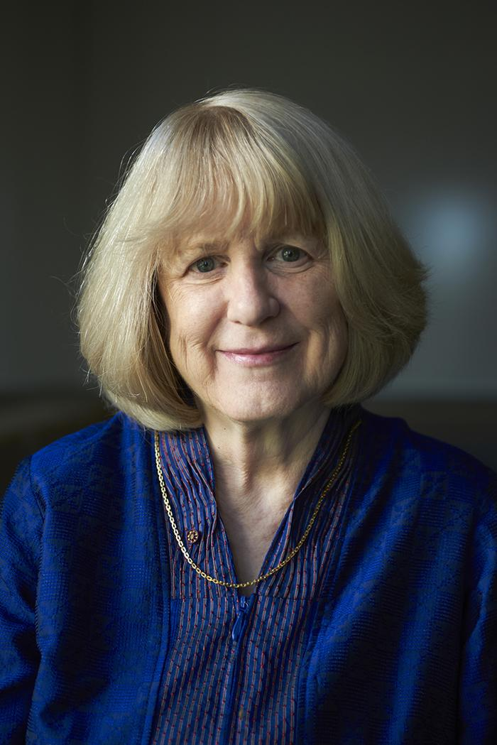 Mary-Claire King in October 2018.