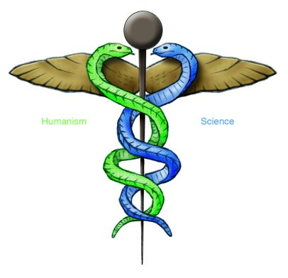 The intertwined relationship between humanism and science in medicine as...