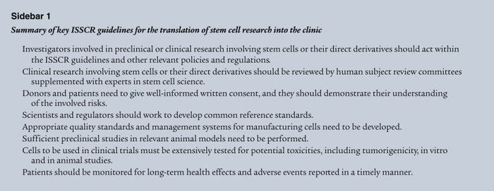 the bioethics of stem cell research and therapy individuals stem cell specific expertise involved in the scientific and ethical review at each step along the translational research process 28