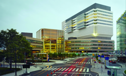 University of Pennsylvania Perelman Center for Advanced Medicine.