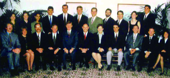 University of Chicago Department of Medicine Chief Residents, 1981–1997.