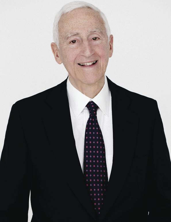 Roy Vagelos on March 28, 2014. Image credit: Alena Soboleva.