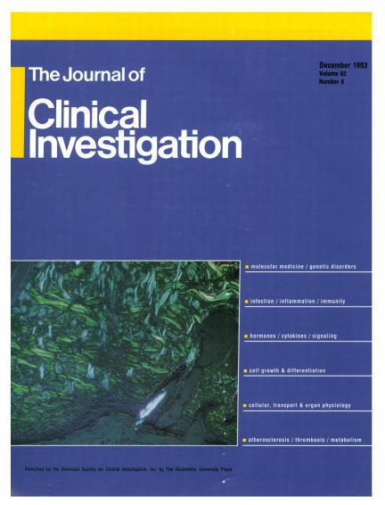JCI - Volume 92, Issue 6